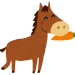 【競馬】馬主「この馬、人参をよく食べるなあ 好きなんだろうな」