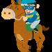 サートゥルナーリアの馬体がヤバ過ぎるwwwwwwwwwwwwww