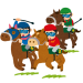 【なんJ競馬】今日のダノンプレミアムとアーモンドアイの直線での叩き合いwww